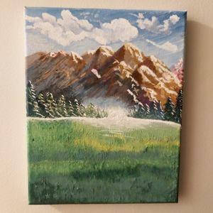 Painting Handmade